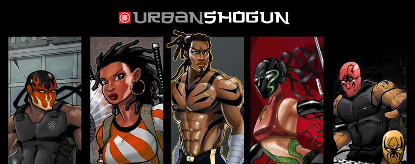 Urban Shogun on Facebook